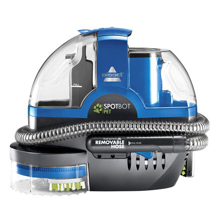BISSELL SpotBot Pet Spot and Stain Portable Deep Carpet Cleaner, 2117A