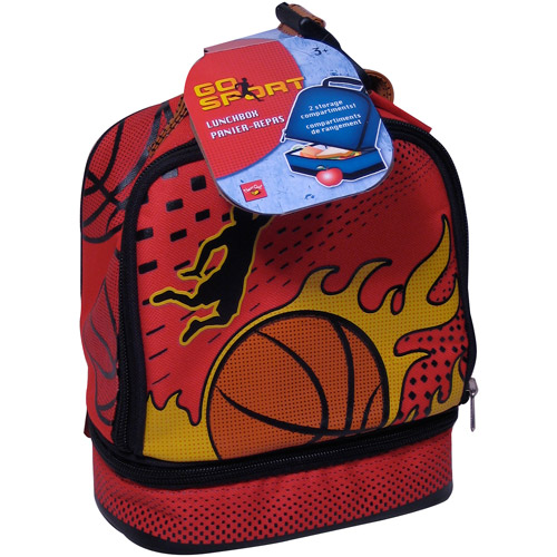 Neat-oh! Go Sport Basketball Lunch Box