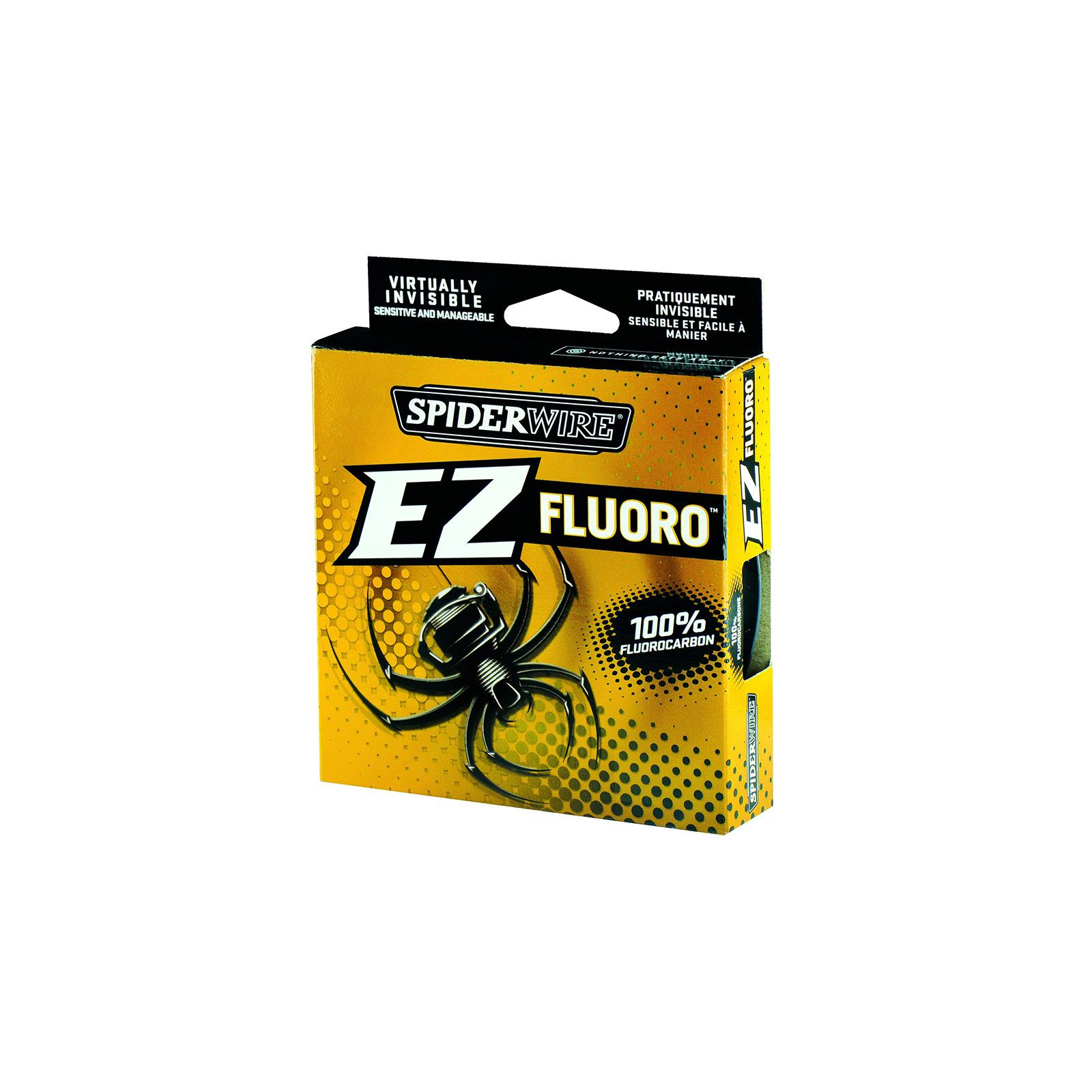 SpiderWire EZ Fluoro Fishing Line, 200 yd Filler Spool by Spiderwire