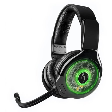 PDP Afterglow AG 9 Premium Wireless Headset for Xbox One ...