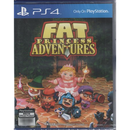 Fat Princess Adventures - Playstation 4 (Asian