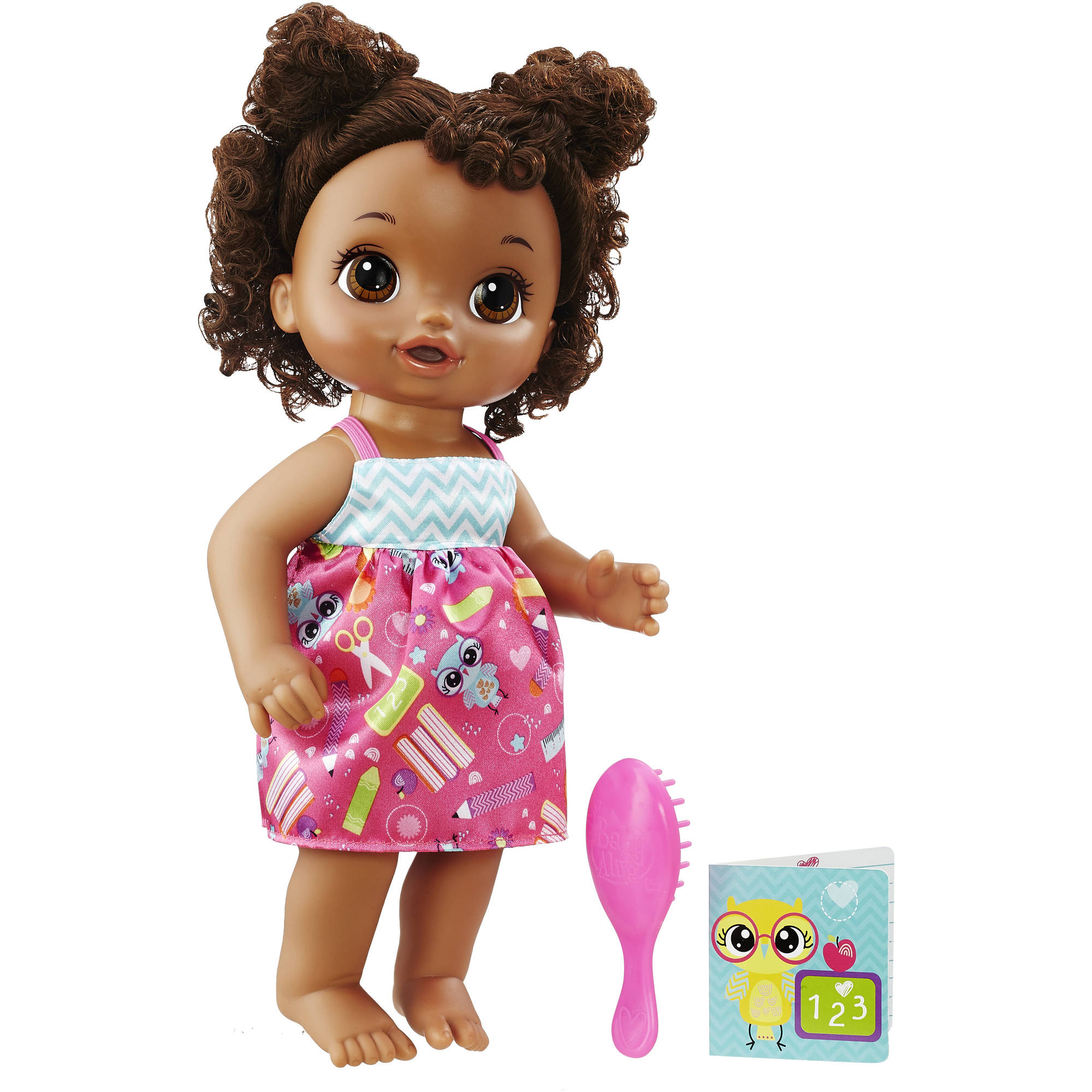 Baby Alive Ready For School Baby African American