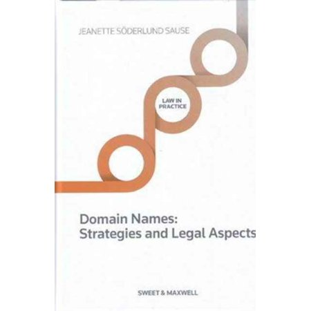 Domain Names   Strategies And Legal Aspects  Paperback