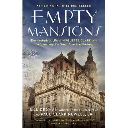 Empty Mansions : The Mysterious Life of Huguette Clark and the Spending of a Great American Fortune - Mysterious Fortune Cards