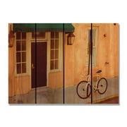 Day Dream HQ CA3324 33 x 24 in. Curb Appeal Inside & Outside Cedar Wall Art