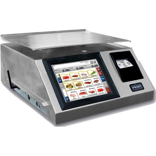 Torrey WLS-40L Label Printing Scale 40 x 0 01 lb