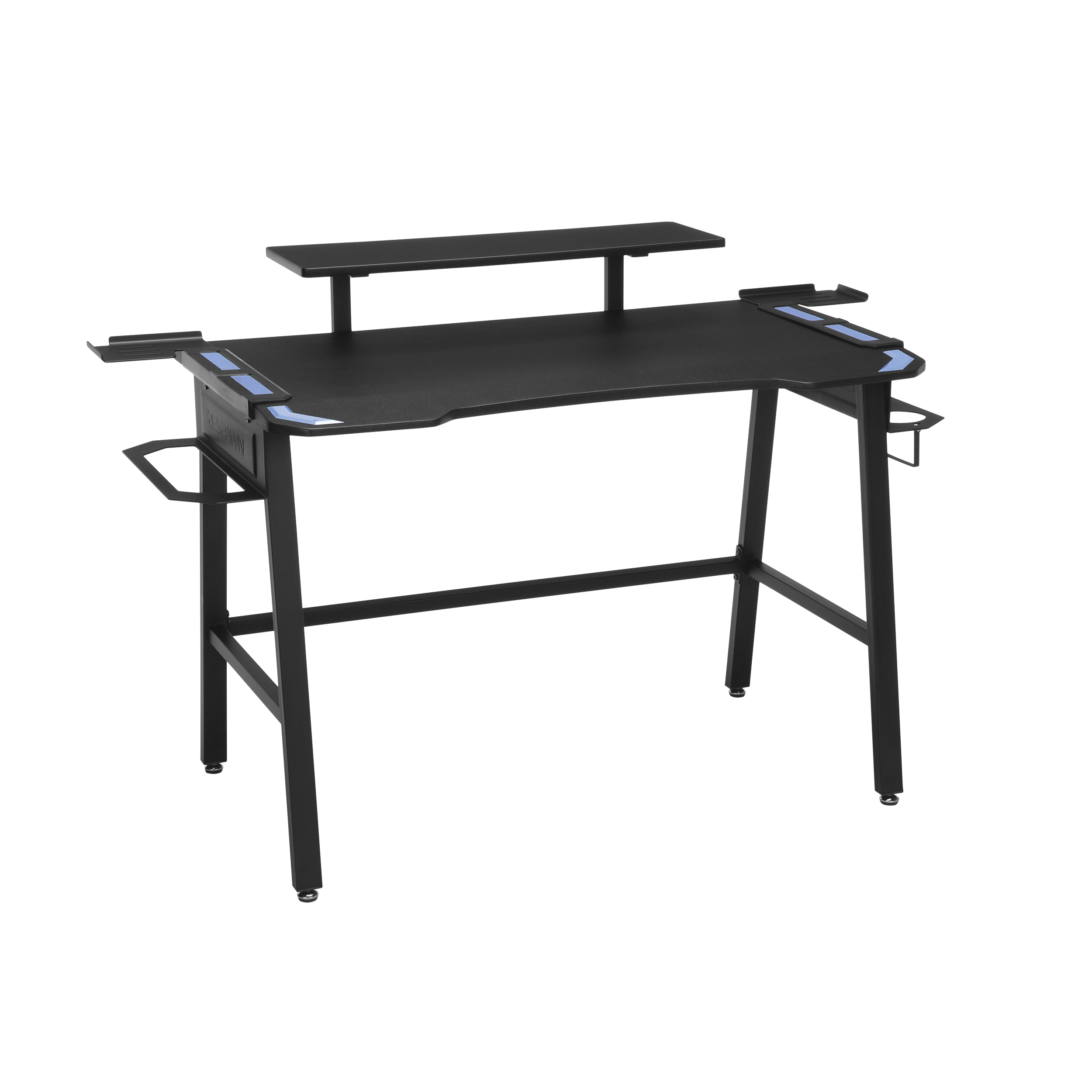 RESPAWN 1010 Gaming Computer Desk, in Blue (RSP-1010-BLU)