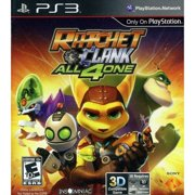 Ratchet & Clank: All 4 One, Sony, PlayStation 3, 711719981756