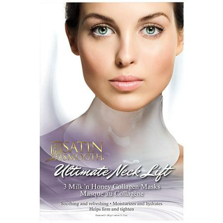 Neck Lift Collagen Mask 3-pk ea.