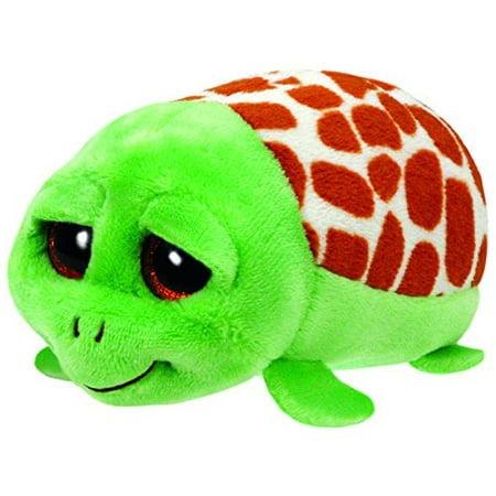 Cruiser Turtle  - Teeny Tys 4 inch - Stuffed Animal by Ty -