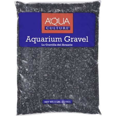 Saltwater Aquarium Gravel - (2 Pack) Aqua Culture Chips Aquarium Gravel, 5 lb