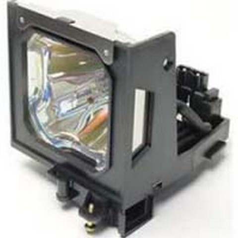 Replacement Lamp Assembly with Genuine Original OEM Bulb Inside for Christie Roadster HD+10K-M Projector Power by Osram