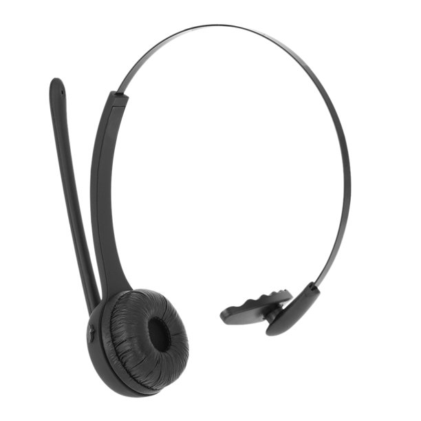 Sk Bh M6 Wireless Stereo Business Headphone Over Ear Hands Free Headset With Mic For Office Customer Service Smart Phones Pc Other Enabled Devices Walmart Com Walmart Com