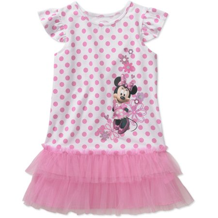 Disney - Baby Girls' Minnie Dress