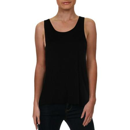 Zara Terez Womens Twist Back Sleeveless Tank Top Black M - Zara Terez Kids