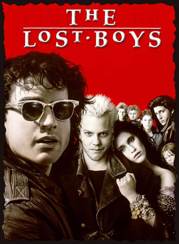 The Lost Boys (1987) 27x40 Movie Poster by Pop Culture Graphics