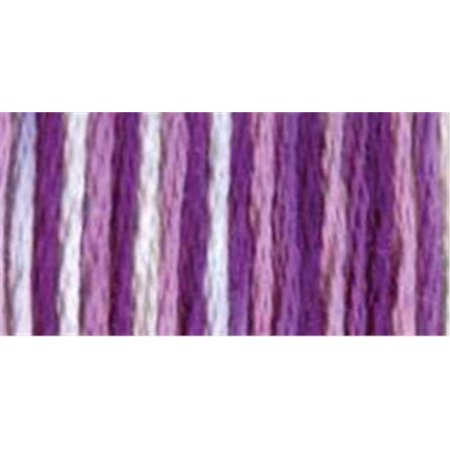 Orchid Embroidery - DMC Color Variations 6-Strand Embroidery Floss 8.7yd-Orchid