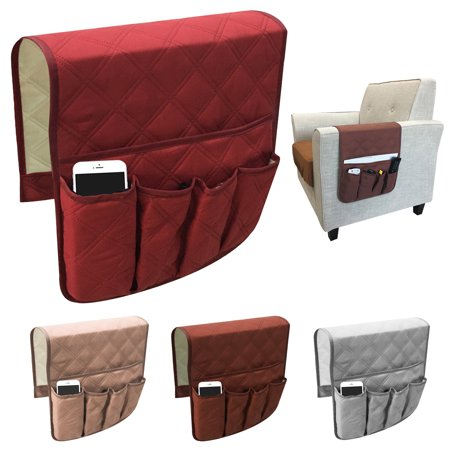 Sofa Couch Armrest Organizer Armchair Holder Cover, Non ...