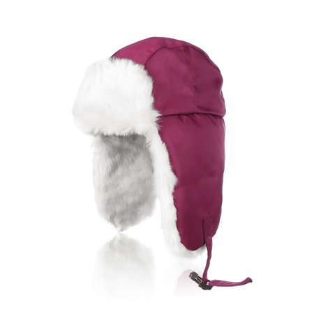3221a119c298f Winter Trapper Trooper Hat Unisex Ushanka Aviator Russian Hat Outdoor  Hunting Skiing Hat Cap Ear Flap by Aurya - Walmart.com
