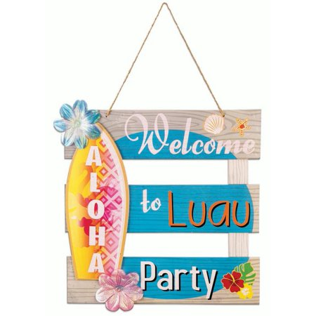 Luau Party Supplies Clearance (Forum Welcome To Luau Party 12x12