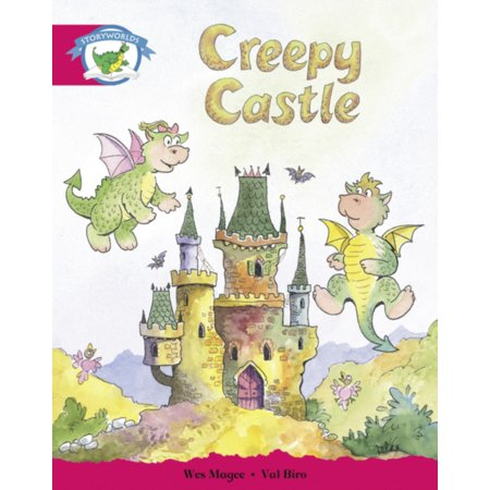 Literacy Edition Storyworlds Stage 5, Fantasy World, Creepy Castle (Paperback) (Creepy Castle Halloween Song)