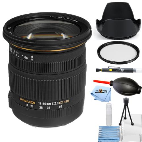 UNASSIGNED Sigma 17-50mm f/2.8 EX DC OS HSM Zoom Lens for...