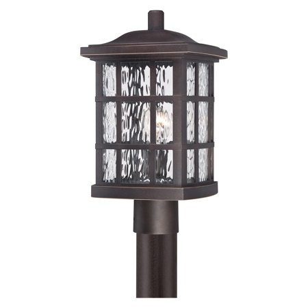 Quoizel Stonington SNN9009 Outdoor Post Lantern