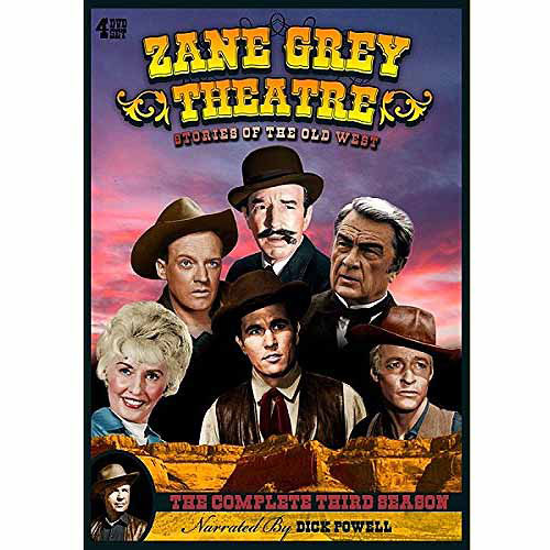 Zane Grey Theatre: The Complete Third Season (Widescreen)