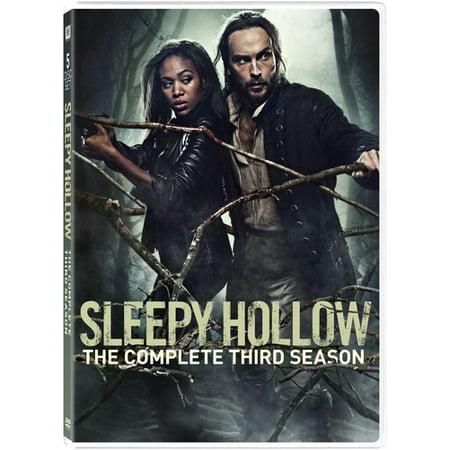 Sleepy Hollow: The Complete Third Season (DVD) - Halloween In Sleepy Hollow