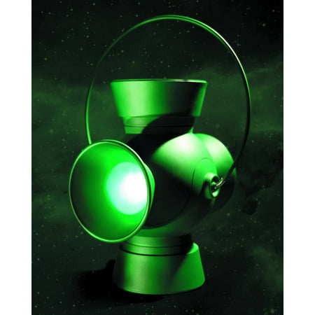 DC Comics Green Lantern Power Battery and Ring Prop Replica Action Figure, 1:1 Scale