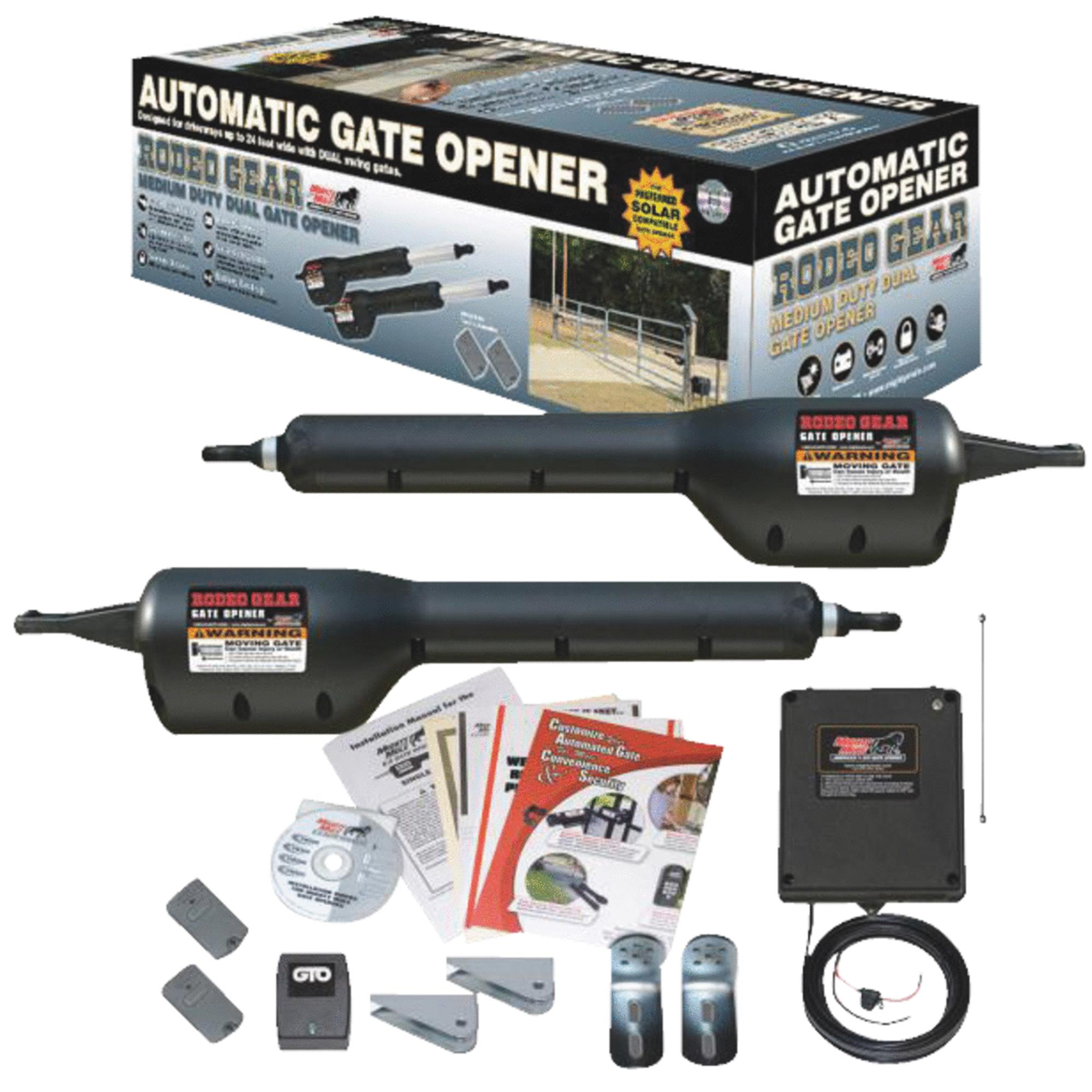 Automatic Dual Gate Opener Kit