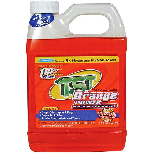 Camco TST Orange, 32 Ounce