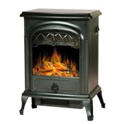 Clevr Free Standing Portable 1500W Electric Fireplace Heater up to 1000 Sq Ft
