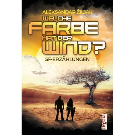 Welche Farbe hat der Wind - eBook (Midnight Teal Farbe)