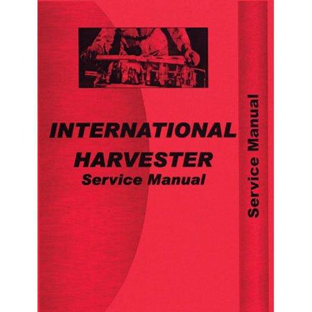 Service Manual - A, AV, B, BN, New, International - International Service Manual