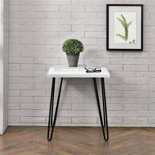 Mainstays Retro Accent Table, Multiple Colors by Ameriwood