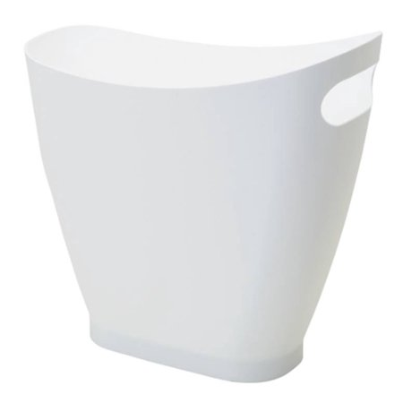 Mainstays Trash Can, White - Halloween Garbage Can Punch