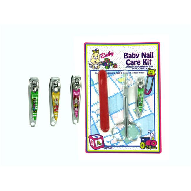 Baby nail care kit - Pack of 48