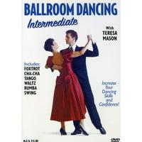 Ballroom Dancing Intermediate With Teresa Mason (DVD)