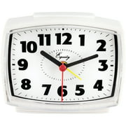 Equity by La Crosse 33100 Electric Analog Alarm Clock