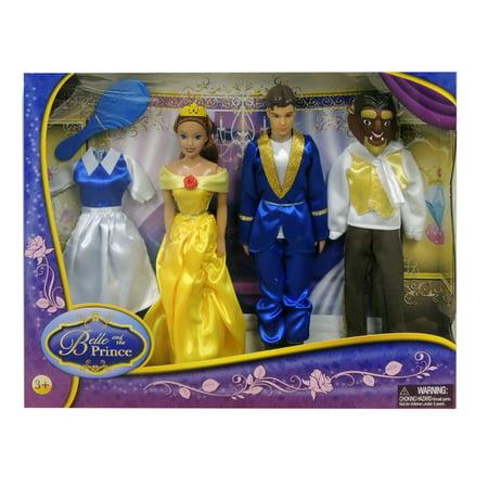 Belle & The Prince Set