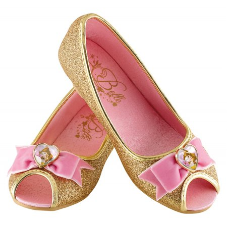 Belle Prestige Shoes Child Costume Accessory - Medium