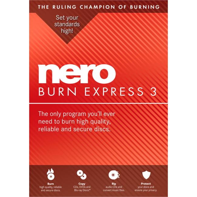 Nero Burn Express 3 (PC)
