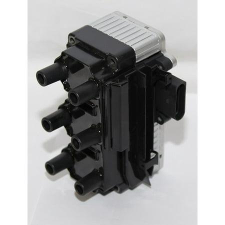 Ignition Coil fit 99-02 VW Jetta 2.8L VR6 SOHC AFP AQP AUE 021905106C