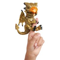 Untamed Ultimate Dragon ? Goldrush (Shiny Gold Accents) ? By WowWee