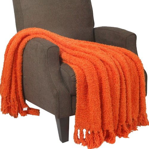 Charlton Home Alyn Fluffy Throw Blanket