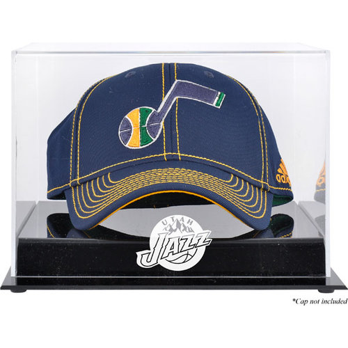 NBA - Utah Jazz Acrylic Cap Logo Display Case