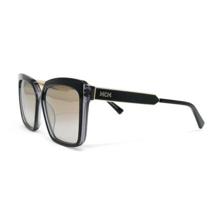 882cf7645be8 Mcm - MCM Sunglasses MCM666S 001 Black Rectangular Female 58x14x140 -  Walmart.com
