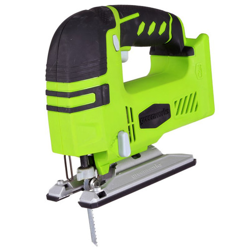 Greenworks 36102A G-24 24V D-Handle Jigsaw, Battery Not Included