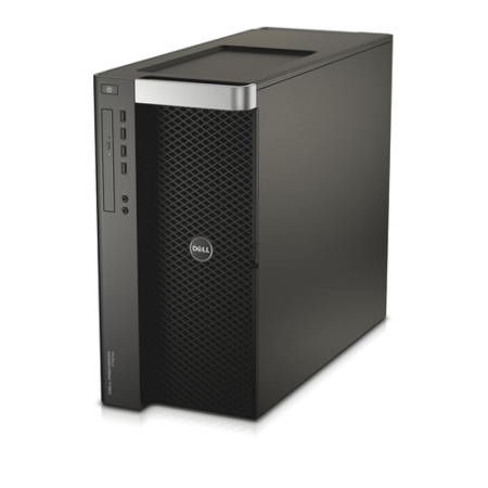 Refurbished Dell Precision T5610 PTC Creo Workstation E5-2637v2 4 Cores 8 Threads 3.5Ghz 16GB 1TB M.2 SSD 2TB Quadro K4000 Win 10 Pro